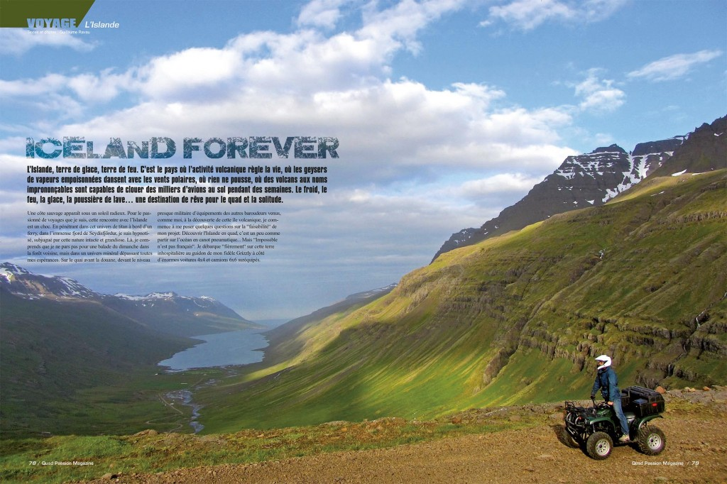 ICELAND FOREVER cover